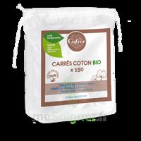 Gifrer Carré coton bio Sachet/150 à ANNECY