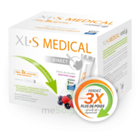 XL-S Médical Poudre capteur de graisses fruits rouges 90 Sticks à ANNECY