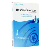 DESOMEDINE 0,1 % Collyre sol 10Fl/0,6ml à ANNECY